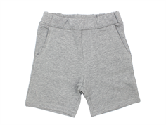 Wheat Harry sweat shorts gray melange