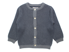 Wheat Cecilie cardigan gray melange
