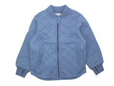 Wheat Loui thermosjacket blue