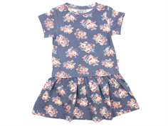Wheat Michella dress grisaille flowers