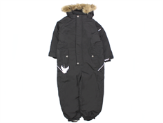 Wheat Miley snowsuit charcoal