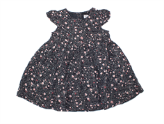Wheat dress Minnie flower midnight blue