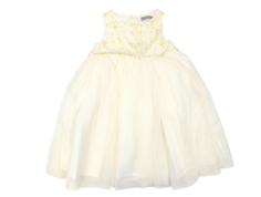 Wheat Princess Tulle dress ivory