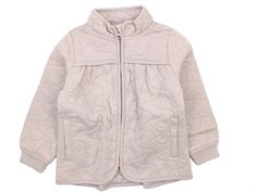 Wheat Tilde thermal jacket dark powder