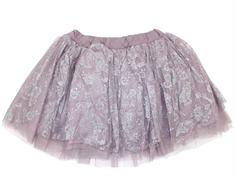Wheat skirt Tulle Rapunzel dusty lilac