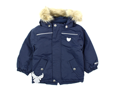 Wheat Vilmar winter jacket navy