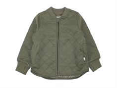 Wheat thermosjacket Loui army leaf