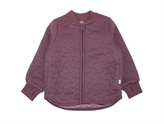 Wheat thermosjacket Loui blackberry
