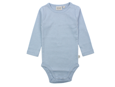 Wheat body ashley blue plain