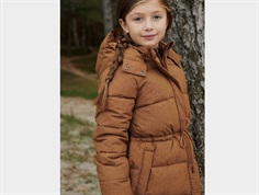 Wheat winter jacket Kamma caramel melange