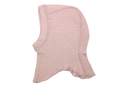 Wheat balaclava fawn wool