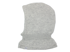 Wheat balaclava melange gray