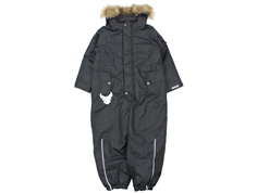Wheat snowsuit Miley black gray