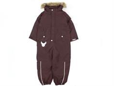 Wheat snowsuit Miley eggplant