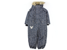 Wheat snowsuit Moe iron flower