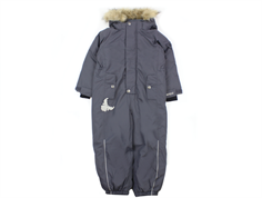Wheat snowsuit Moe iron plain