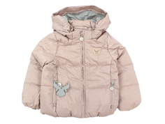 Wheat winter jacket Amy powder melange