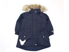 Wheat winter jacket Mona navy