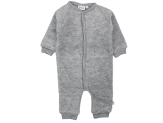 Wheat jumpsuit melange gray wool