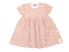 Wheat dress Aristocats misty rose