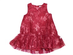 Wheat dress Malia dark berry