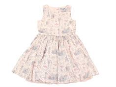 Wheat dress Marie Aristocats powder