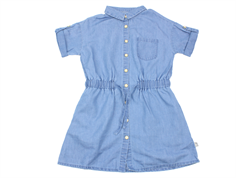 Wheat dress Nellie blue denim
