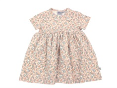 Wheat dress Nova multi flowers