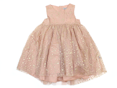 Wheat dress Tulle Marie misty rose