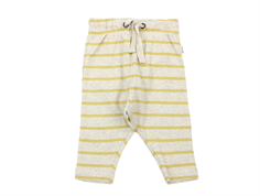 Wheat leggings Nicklas kit melange stripes