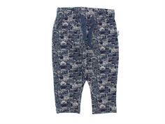 Wheat leggings Nicklas navy cars