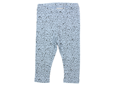 Wheat leggings ashley blue penguins