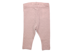 Wheat leggings fawn wool
