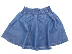 Wheat skirt jeans blue