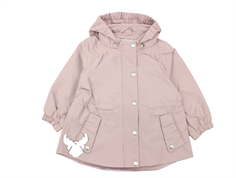 Wheat transition jacket Cornelia rose powder