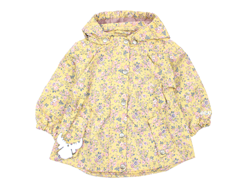 72295ff0 Buy Wheat transition jacket Cornelia yellow with flowers at MilkyWalk