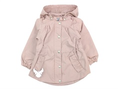 Wheat transition jacket Elma rose powder