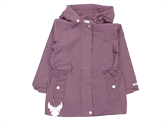 Wheat transition jacket Karla dark lavender