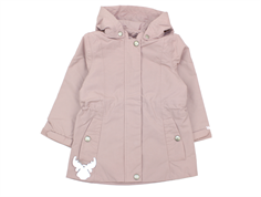 Wheat transition jacket Karla rose powder