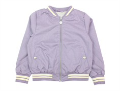 Wheat transition jacket/bomber jacket Alfie lavender