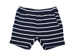 Wheat shorts ash navy stripes