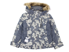 Wheat ski jacket Tomine steel flower