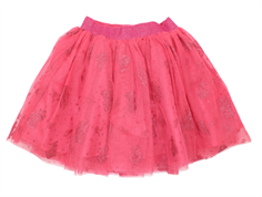Wheat skirt Tulle Sleeping Beauty claret red
