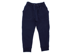 Wheat sweatpants Felix dark denim