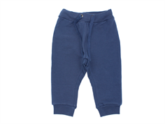 Wheat sweatpants Vincent indigo