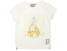 Wheat t-shirt Belle ivory gold dots