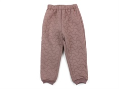 Wheat thermal trousers Alex dusty lilac
