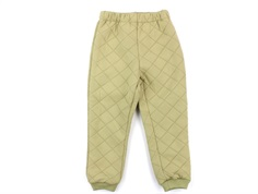 Wheat thermal trousers Alex slate green