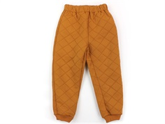 Wheat thermal trousers Alex terracotta