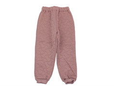 Wheat thermal trousers Alex dusty rouge
